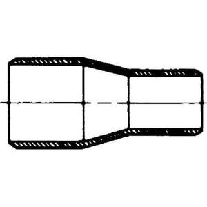Plain End Ductile Iron C153 Short Body Reducer MJPER
