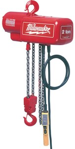 Milwaukee Electric Hoist M9572