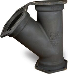 Mechanical Joint Ductile Iron C153 Short Body Wye MJYLA