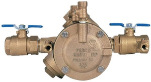 Febco Reduced Pressure Zone Assembly with Spring Loaded