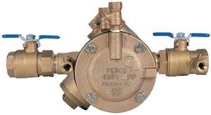 Febco Series LF825Y Bronze NPT 175 psi Backflow Preventer F825YQT