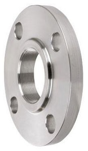 Threaded 150# 304L Stainless Steel Raised Face Flange DS4LRFTF