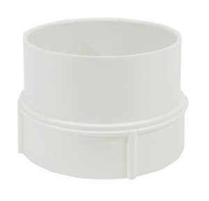 Solvent Weld PVC Sewer Hub Female Cleanout Adapter MUL04094