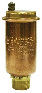 ITT-Bell & Gossett Air Valve B1130
