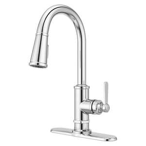 Port Haven Pull Down Faucets
