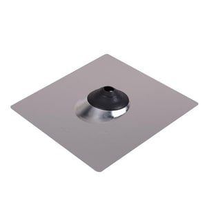 Oatey 18 x 1-1/2 - 3 in. Aluminum Roof Flashing O12974