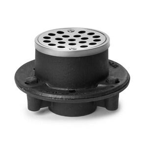 Oatey 1-1/2 in. IPS Cast Iron Shower Drain O42192