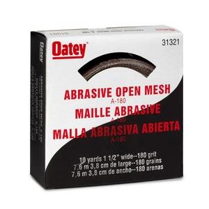 Oatey 360 x 1-1/2 in. 10 yd Open Mesh Sand Cloth O31321