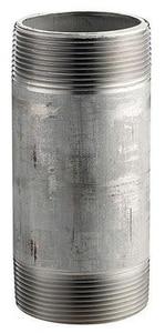 1/2 in. Weld Schedule 40 304L Stainless Steel Nipple IS44ND