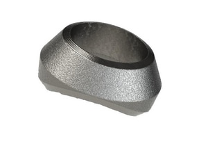 6 in. Standard Weight Forged Steel Weldolet WOLU