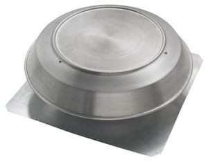 Broan Nutone Aluminum Vent with Dome B358