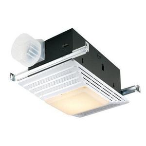 Broan Nutone 50 cfm Heater-Fan-Light Combination in White B659
