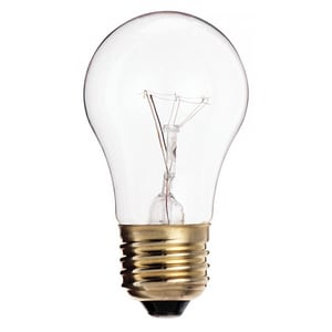 Satco 130V Incandescent Lamp in Clear SS3810