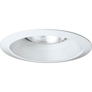 Progress Lighting 6 in. Open Recessed Baffle Trim PP8075