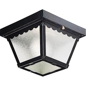 Progress Lighting 60W 1-Light Outdoor Ceiling Lantern PP5727