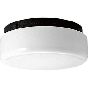 Progress Lighting 3-1/4 in. 2-Light Flushmount Ceiling Fixture PP7375
