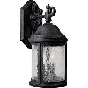 Progress Lighting Ashmore 15-3/4 x 6-5/8 in. 60W 2-Light Outdoor Wall Lantern PP5649