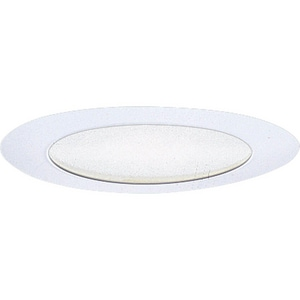 Progress Lighting Albalite Glass Recessed Trim Bright PP8020