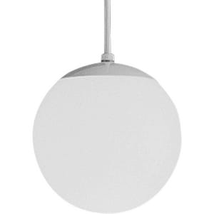 Progress Lighting Opal Globes 60 W 1-Light Medium Pendant PP440129
