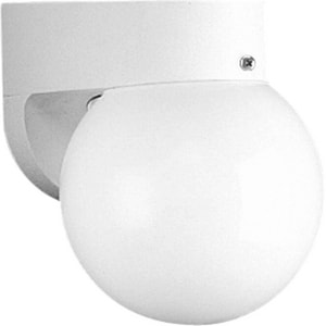 Progress Lighting 60 W 1-Light Medium Outdoor Wall Fixture PP5813