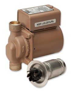 Taco Bronze Circulator Pump T003BC4