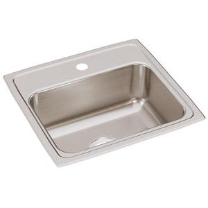 Elkay Gourmet® 1-Bowl Stainless Steel Kitchen Sink ELR1918