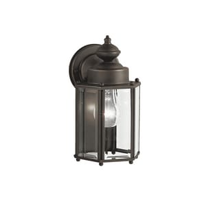 Kichler Lighting New Street 6 in. 100 W 1-Light Medium Sconce in Olde Bronze KK9618OZ