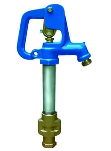 Simmons Manufacturing Bury Frost Proof Yard Hydrant SI480