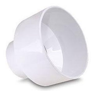 Solvent Weld Plastic Coupling MUL04061