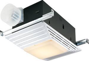 Broan Nutone Heater/Fan/Light White Plastic Grill 70 CFM B655