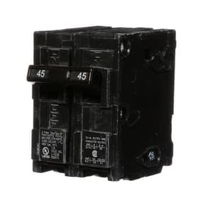 Siemens Energy & Automation 45 Amp 120/240 V 2-Pole Circuit Breaker SQ245