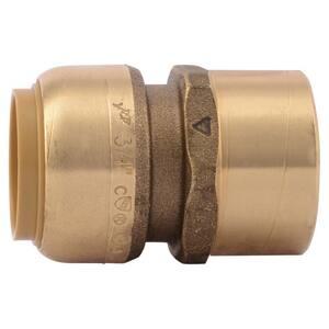 Sharkbite 3/4 in. Push x FNPT Brass Adapter SU088LF
