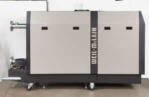 Weil Mclain SlimFit™ SL Series 1 95.80% AFUE Slimfit Commercial Left Hand Natural Gas Boiler W383600013