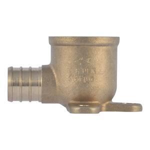 Sharkbite Brass;Plastic FNPT PEX Elbow SUC3LF