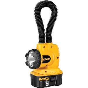 DEWALT 9 in. 18V Cordless Flexible Floodlight DDW919