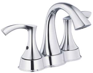 Danze Antioch™ 1.2 gpm Centerset Lavatory Faucet with Double Lever Handle DD301122