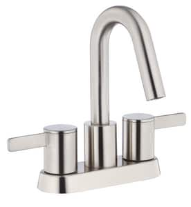 Danze Amalfi™ 1.2 gpm 3-Hole Centerset Lavatory Faucet with Double-Handle DD301130