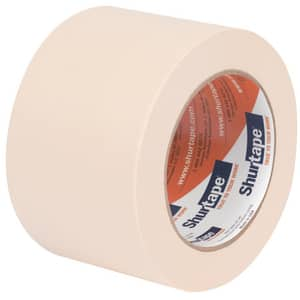Shurtape CP 105 55m General Purpose Masking Tape in Beige S104469