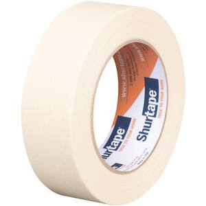 Shurtape CP 105 1-1/2 in. x 60 yd. General Purpose Masking Tape S104467