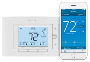 White Rodgers Sensi™ 4H/2C Touch Wi-Fi Thermostat W1F95U42WF