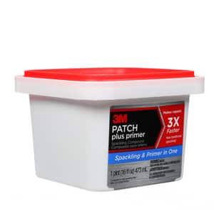 3M 16 oz. Patch Plus Primer in White 3M05114195179