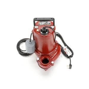 Liberty Pumps LE70 Series 3/4 hp 115V Sewage Pump LLE71A