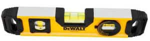 DEWALT 9 in. Torpedo Level DDWHT43003