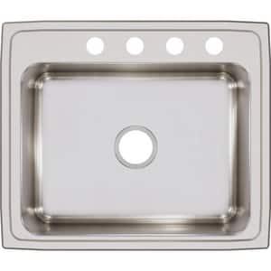 Elkay Gourmet® 1-Bowl Stainless Steel Kitchen Sink ELR2521