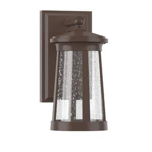 Park Harbor® Woodberry 9W 10-1/2 in. 1-Light Wall Sconce PHEL3100LED