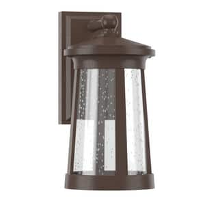 Park Harbor® Woodberry 9W 12-7/8 in. 1-Light Wall Sconce PHEL3101LED