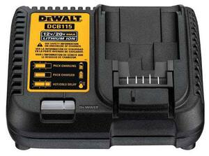 DEWALT Lithium-Ion Battery Charger DDCB115