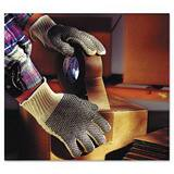 Ansell Occupational Healthcare L Size String Knit Gloves AGNSMPD2BK