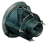 Little Giant Pump MD-HC Series 1 in. TE-5 Heavy Duty Pump (Less Motor) in Black L584698