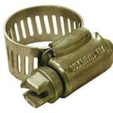 Jones Stephens 11/16 - 1-1/2 in. Stainless Steel Hose Clamp JG11016
